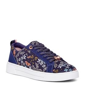 Ted Baker Sorcery Floral Sneaker